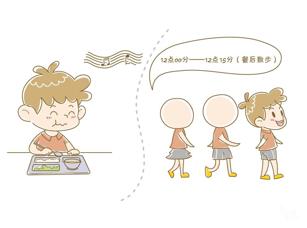 【幼儿园实习归来】幼儿园的一日作息